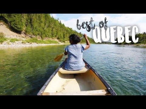 BEST OF CANADA : 2 semaines de roadtrip au Québec
