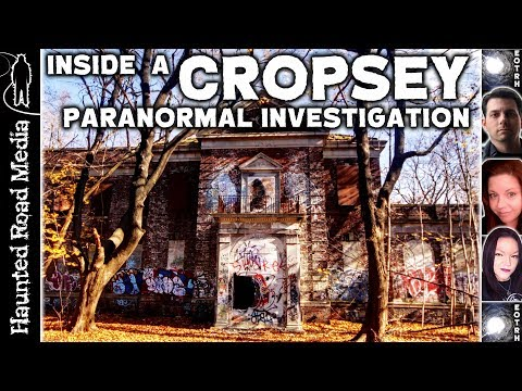 Inside CROPSEY Paranormal Investigation! | Edge Of The Rabbit Hole