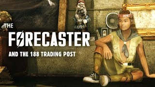 The Forecaster: Boy Psychic of the Mojave at the 188 Trading Post - Fallout New Vegas Lore