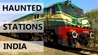 TOP 10 HAUNTED RAILWAY STATIONS IN INDIA