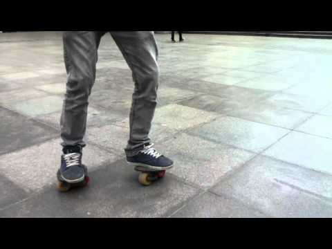 [FreelineSkate Hanoi Team]- Thái lọ T-Slide Power