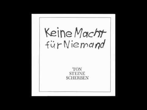 Keine Macht für Niemand (1972)  - Ton Steine Scherben (Full Album)