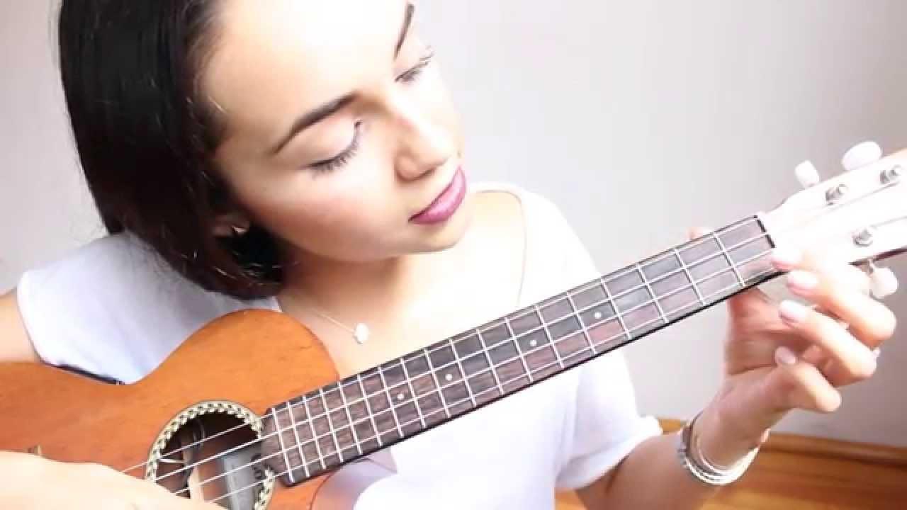 Radiohead - creep (tutorial ukulele/ muy fácil)