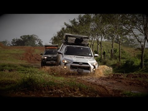 Expedition Overland: Central America Trailer