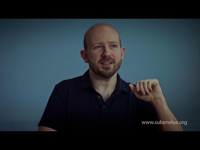 Interview: Brian Robertson - Holacracy® | SingularityU Brussels Summit 2019