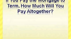 Early Payoff Calculator - Pay Off Your Mortgage Quickly