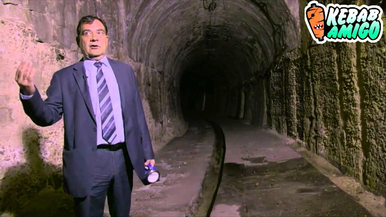 Los túneles olvidados de Metro Madrid - YouTube