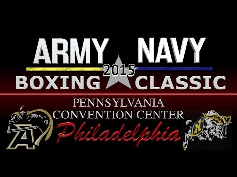 Army-Navy 2015 Boxing Classic - PHILADELPHIA, PA Convention CTR