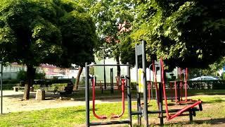 Игровые площадки для детей в Польше  - обзор