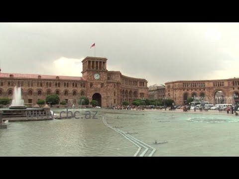 Год после поражения Армении в войне