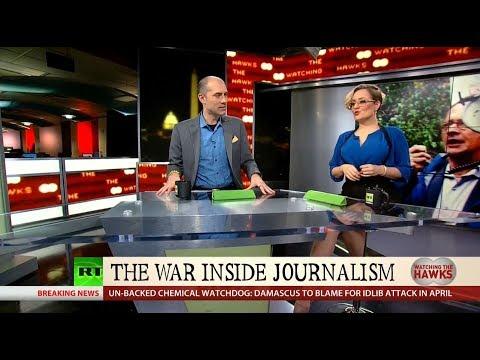 [598] War Inside Journalism & Writing Off Harassment