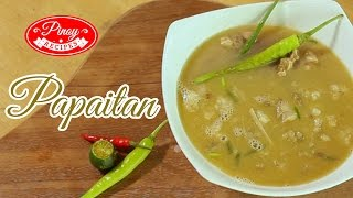 Pinapaitan Pinoy Recipe : Pinagbalatan ng sibuyas, ingredients sa Pinapaitan? | Pinoy Recipes