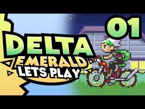 HERE WE GO AGAIN!? Pokémon Delta Emerald - (Part 01)