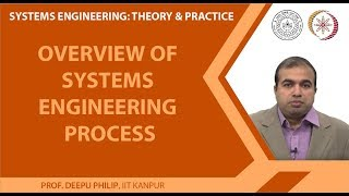 Overview of Systems Engineering Process