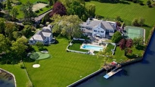 Donald Trump's First Home On The Market for $54 MILLION Dollars!