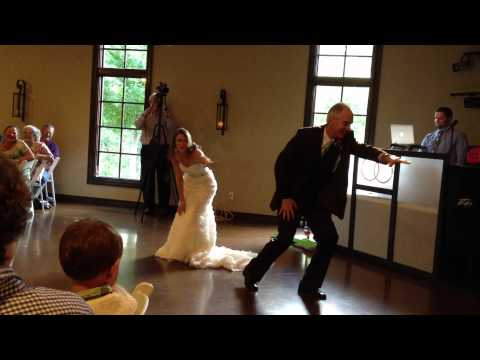 Shocking Father Daughter dance. Worth the 5 minutes to watch.
