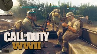 "CALL OF DUTY: WORLD WAR 2 | NUEVO MODO ""GUERRA"""