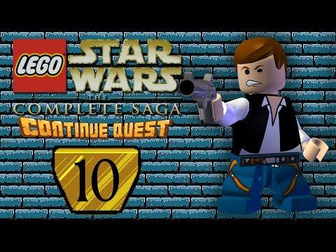 LEGO Star Wars - Part 10 - ContinueQuest