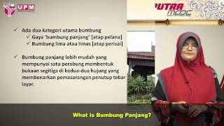 Putramooc | Bbm3302m - Topic 5 Architecture Of Traditional Malay Houses (part 2/2)