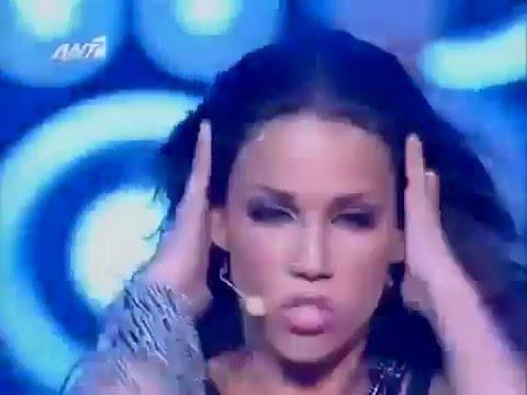 Katerina Stikoudi & Eleni Foureira - Live ANT1