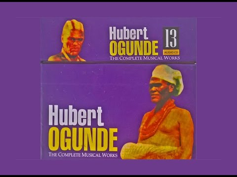 Chief Ogunde Musical Works Launch