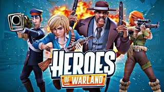 Heroes of Warland - Android iOS Gameplay