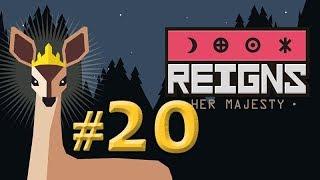 Let's Play Reigns Her Majesty #20: Königin Beate (german / deutsch / gameplay)