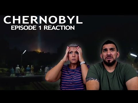 Chernobyl Episode 1 '1:23:45' REACTION!!