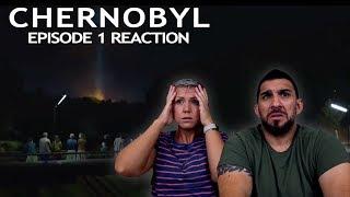 Chernobyl Episode 1 '1:23:45' REACTION!!