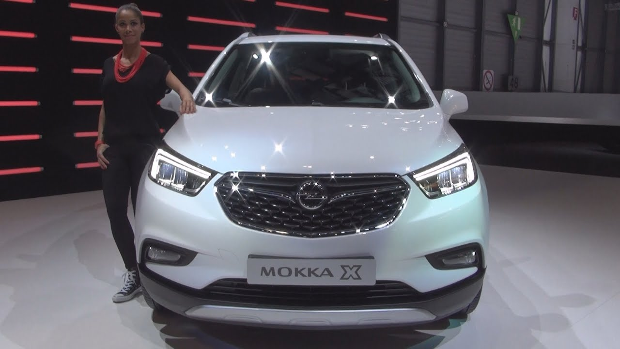 opel mokka x 2016 exterior and interior in 3d youtube. Black Bedroom Furniture Sets. Home Design Ideas