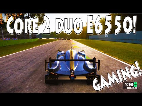 7 Juegos en Intel core 2 duo E6550 - Gaming