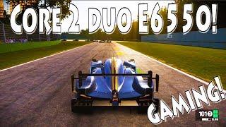 7 Juegos en Intel core 2 duo E6550 - Gaming