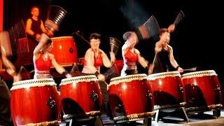 WADOKYO Taiko Motion Tour trailer  - Taiko drumming -  made in Germany