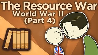 WW2: The Resource War - Strategic Bombing - Extra History - #4