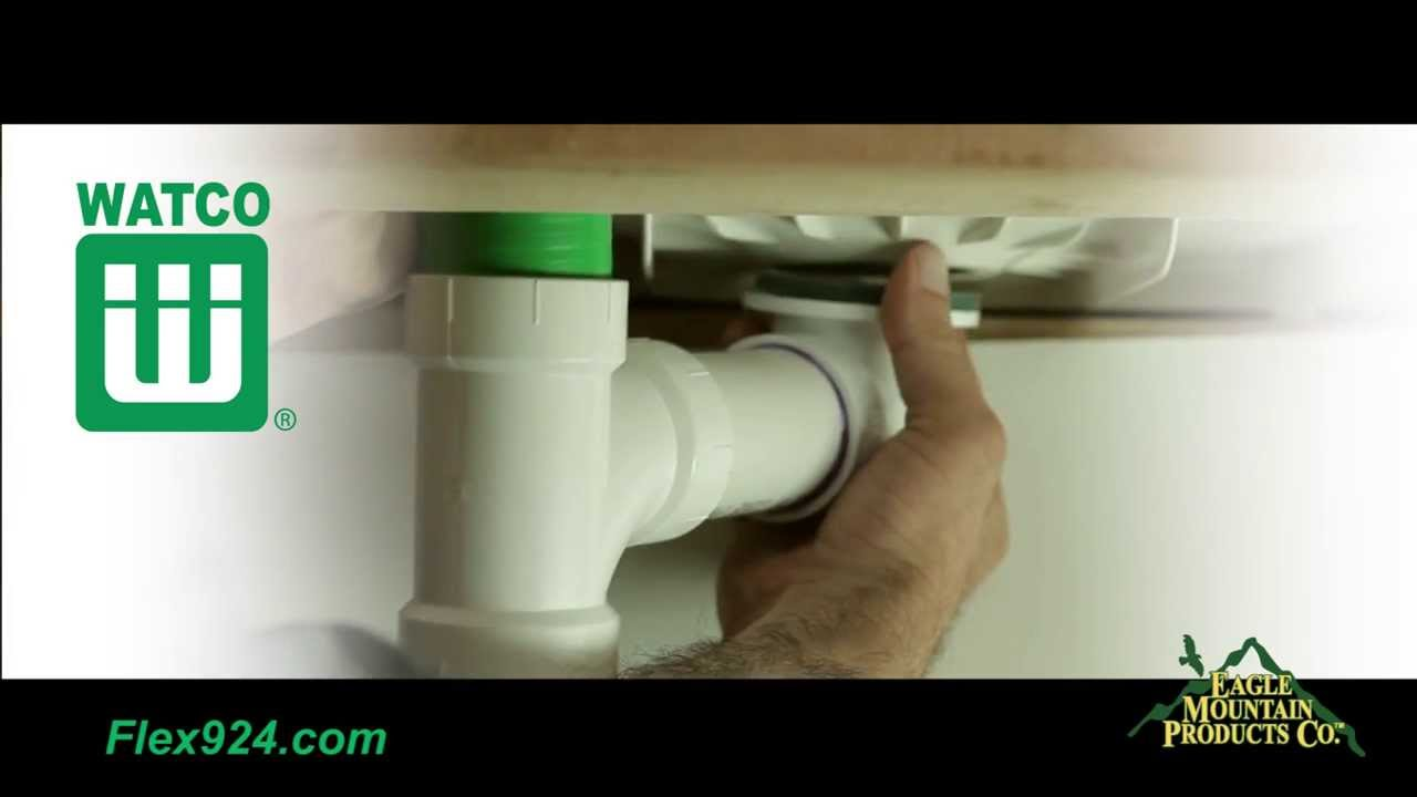 Watco Innovator Flex924 Complete Bath Drain Installation   YouTube