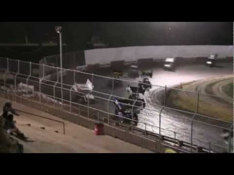 Dominic Scelzi 5/4/12 Plaza Park Raceway Visalia Super 600 Main Event