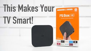 Mi Box 4K Review Streaming Box Makes Your TV Smart