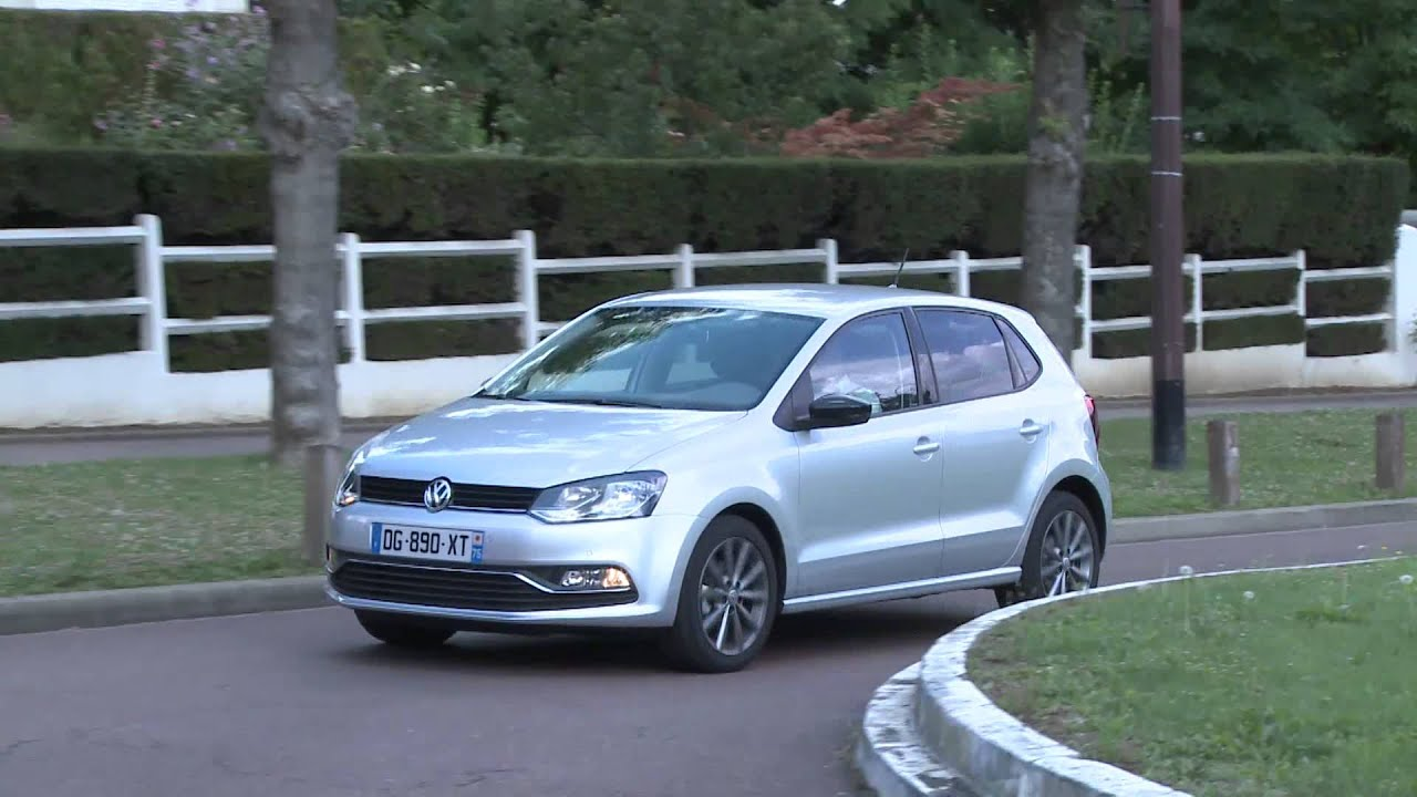 essai volkswagen polo 1 4 tdi 90 cup youtube. Black Bedroom Furniture Sets. Home Design Ideas