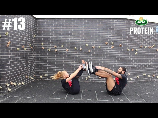 Alternative Date Night: Couples Workout