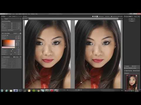 How To Use Portraiture By Imagenomic