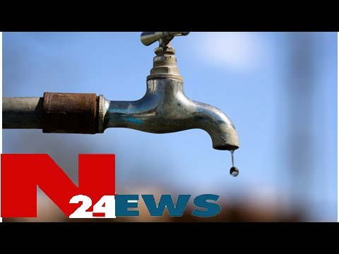 A quarter of joburg water infrastructure has less than 10-year lifespan left