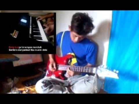 ADUHAI-Eky gitar feat Agus darmawan yamaha psr.mp4
