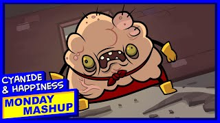 The Worst Superheros Ever | Cyanide & Happiness Monday Mashup