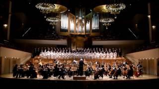 Orfeón Donostiarra y Orquesta Clásica Santa Cecilia