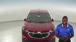 190029 - New, 2019, Chevrolet Equinox, LT, AWD, Red, SUV, Test Drive, Review, For Sale -