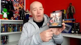 PAL Sega Megadrive/Mega CD Collection 2017