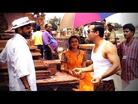 Salman & Aishwarya Rai On Hum Dil De Chuke Sanaam Sets - LEAKED