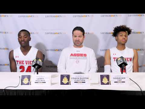 Arbor View High School, 2019 Basketball Preview