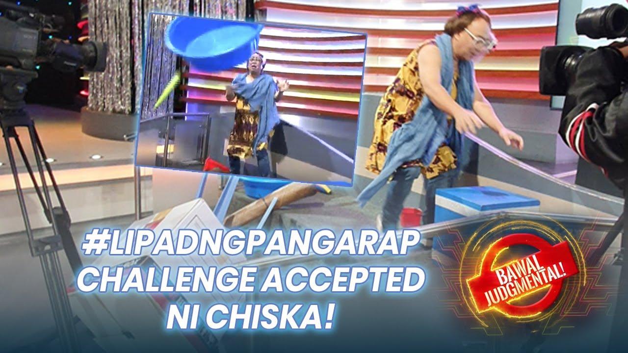 Chiska, napalaban sa #LipadNgPangarapChallenge (ft. Dance Tiktokers ) | Bawal Judgmental | 11/25/20
