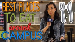 The Best Places To Eat Around Ryerson Campus